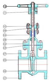 Globe Valve Specification 1
